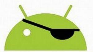 Android pirate malware vulnérabilité