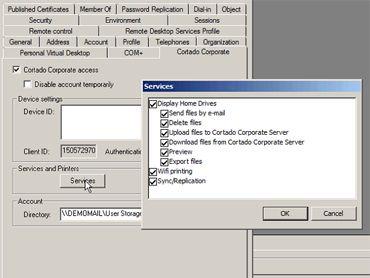 Cortado-Corporate-Server