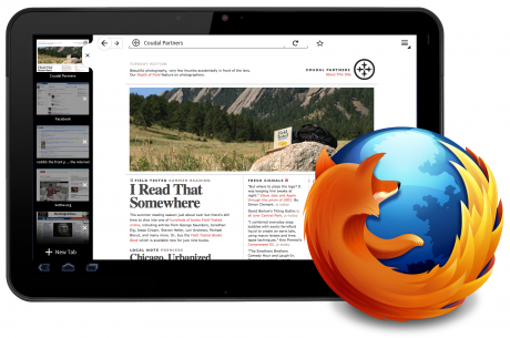 Firefox tablettes