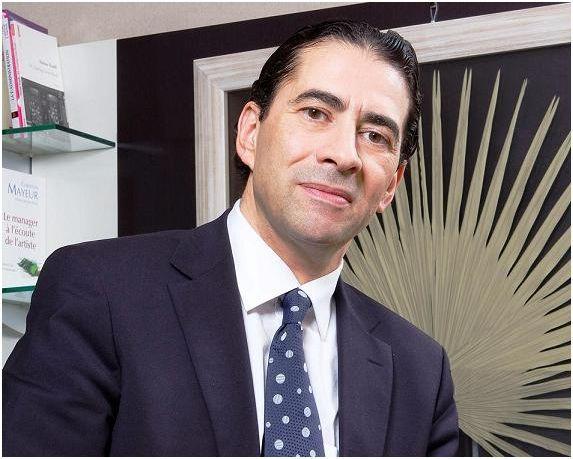 Gerald Karsenti, p-dg de HP-France