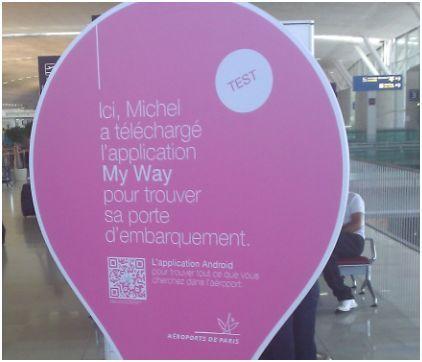 MyWay  Aeroports-de-Paris, Hub-Telecom
