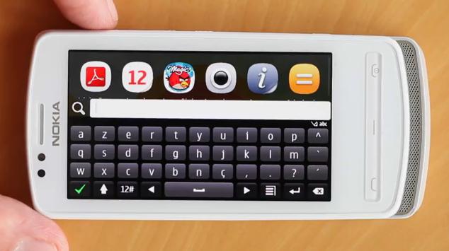 Nokia Symbian Belle sur modèle 700