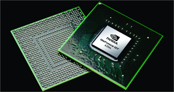 Nvidia GeForce 635M