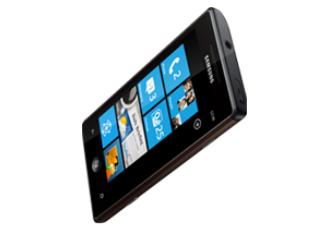 Samsung Omnia7 Windows Phone 7