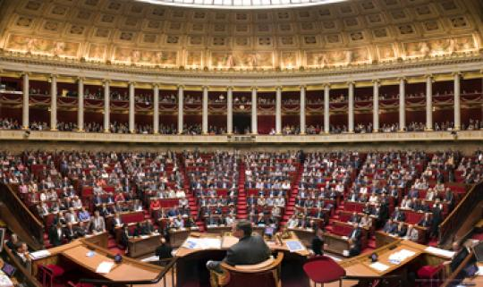 assemblee nationale, parlement