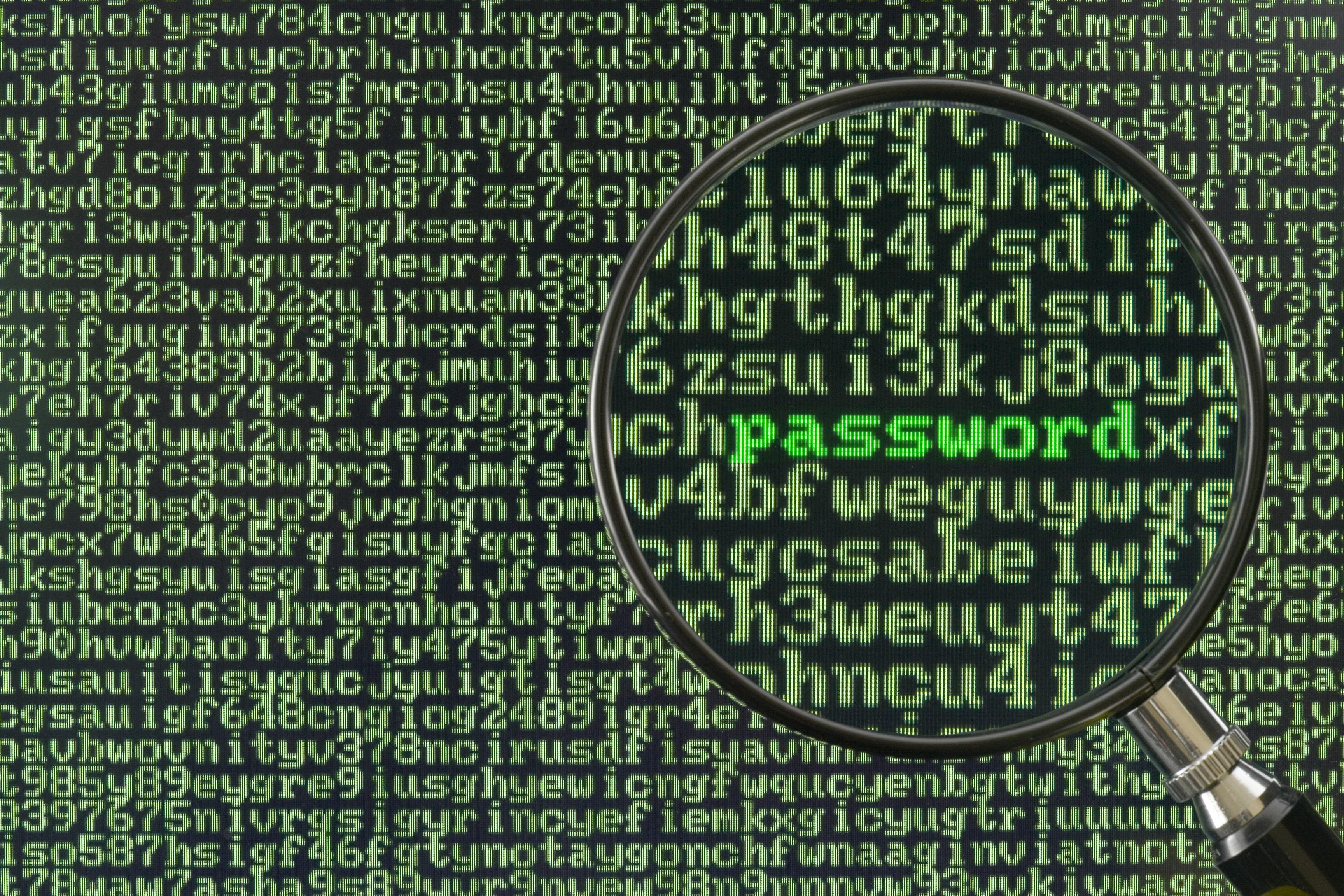hacking for password © Yong Hian Lim - Fotolia.com