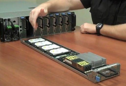Dell joue la carte de l'économie d'énergie pour sa solution Viking à 12 serveurs lames