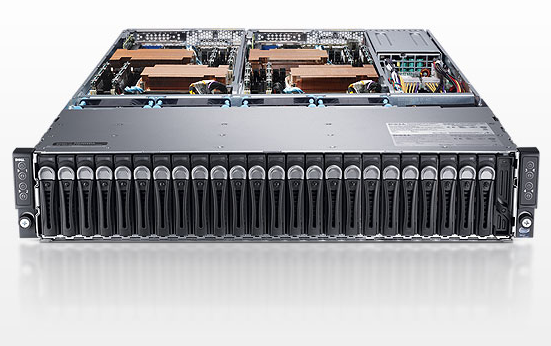 Dell PowerEdge C6105 à base d'AMD Opteron 4000