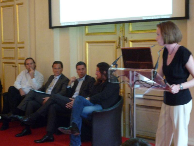 Présentation de l'Ecole européenne des métiers de l'Internet (EEMI)