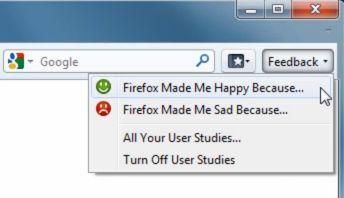 Firefox 4 beta Feedback