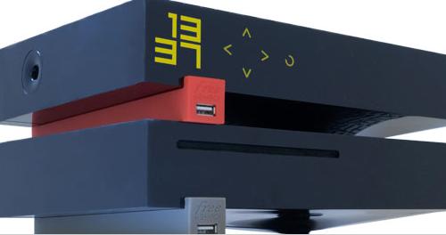 Freebox Révolution designée par Starck