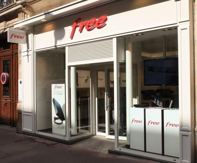 Le premier Free Center ouvre ses portes à Rouen