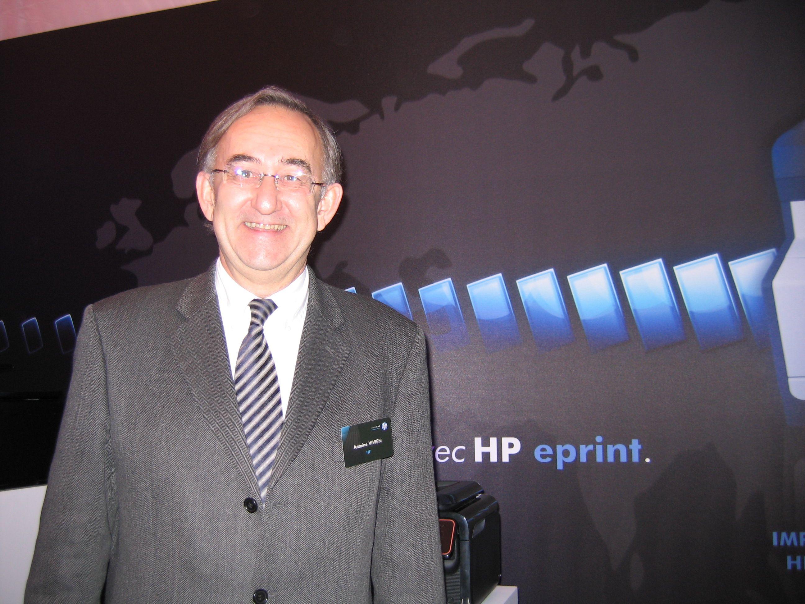 HP Imagerie Impression Antoine Vivien, vp