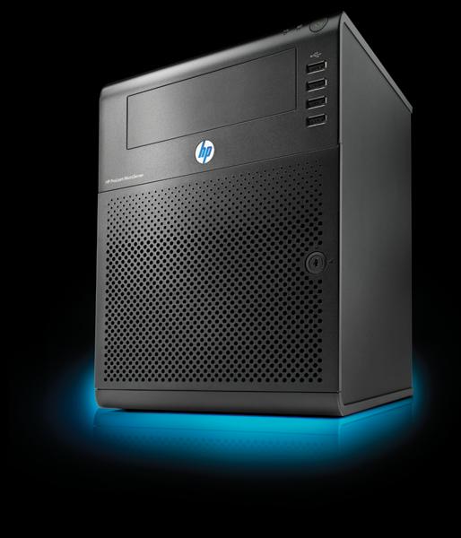 HP veut équiper les TPE avec un serveur léger