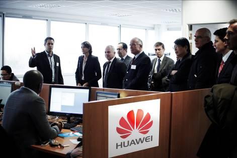 Huawei Lyon