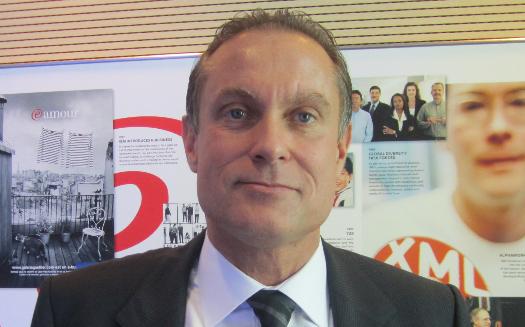 Philippe Jarre, porte-parole d'IBM Cloud Computing en France