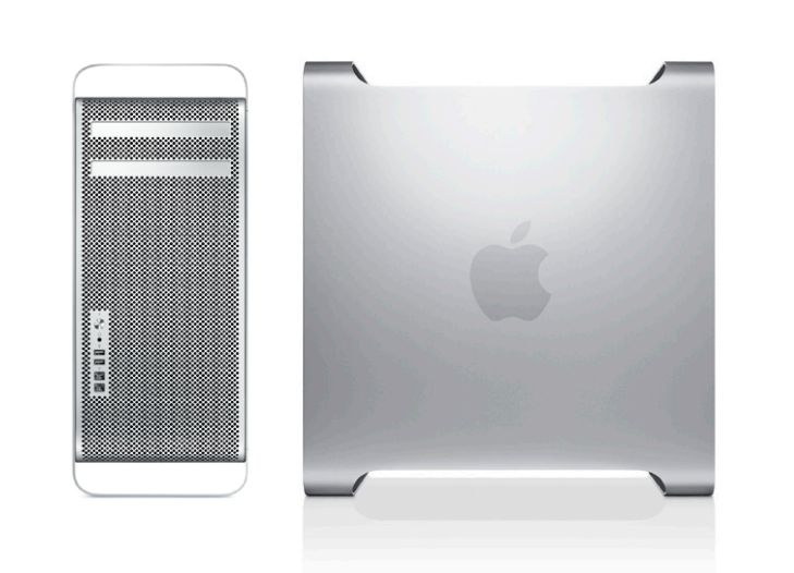 Apple Mac Pro, une alternative à Xserve