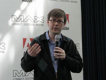 MAX 2010 - Kevin Lynch