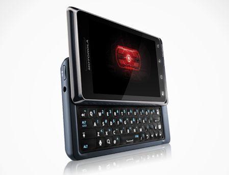 Motorola Milestone 2 (Droid 2)
