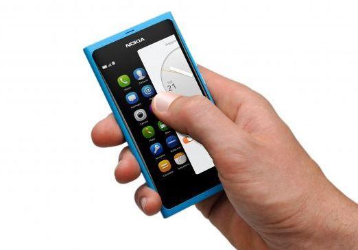 nokia n9 premier et dernier smartphone nokia sous meego. Black Bedroom Furniture Sets. Home Design Ideas