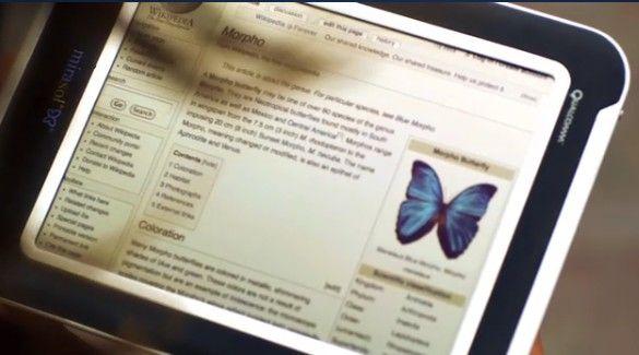 Les écrans à faible consommation Mirasol de Qualcomm attendus pour les eReader en 2011.