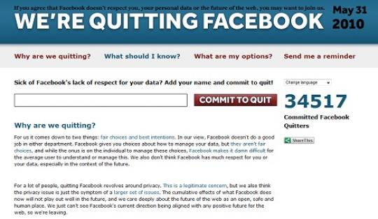 quitfacebookday