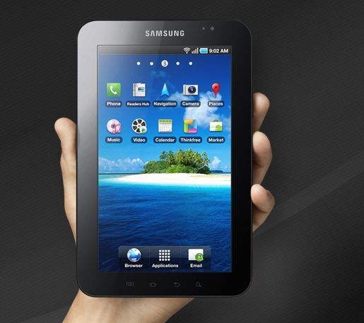 e78b25ff3b6 Tablettes tactiles  SFR mise sur la Galaxy Tab de Samsung