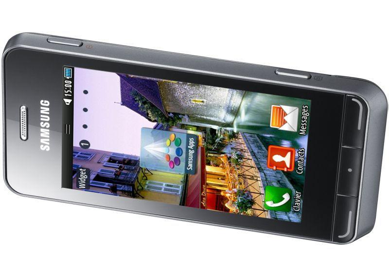 Samsung Wave 723, un spartphone équipé de Bada
