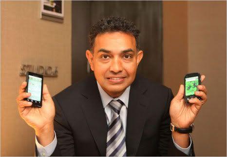 Sanjay Jha, PDG de Motorola Mobility