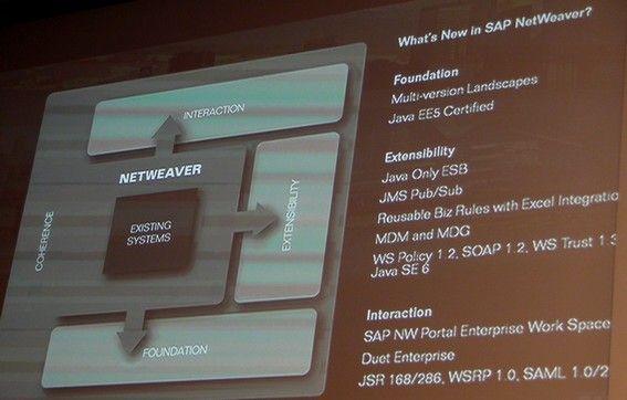 SAP Netweaver 7.3