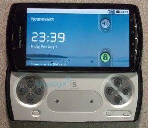 Le concept de Playstation Phone de Sony
