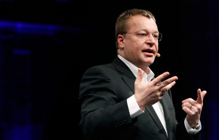 Stephen Elop, patron de Nokia