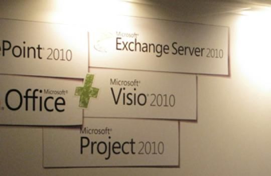 Techdays 2010 les efforts de microsoft portent leurs fruits for Portent ses fruits