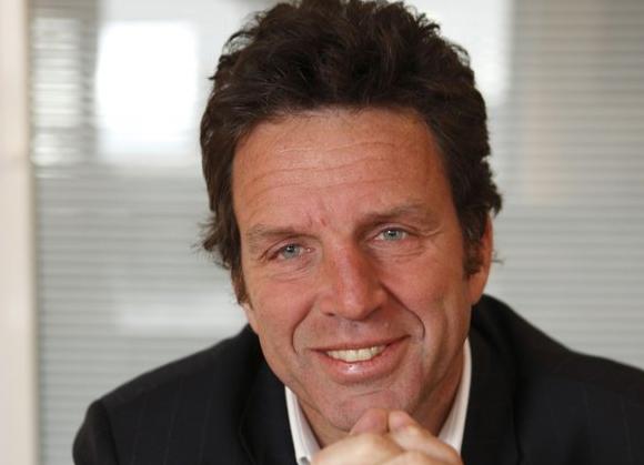 Geoffroy Roux de Bezieux, P-dg Virgin Mobile