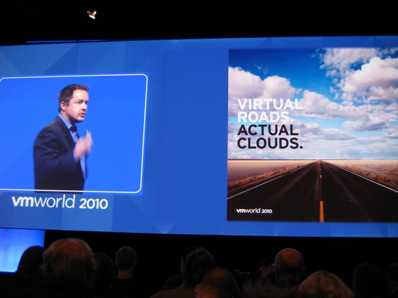 vmworld 2010 Europe Paul Maritz