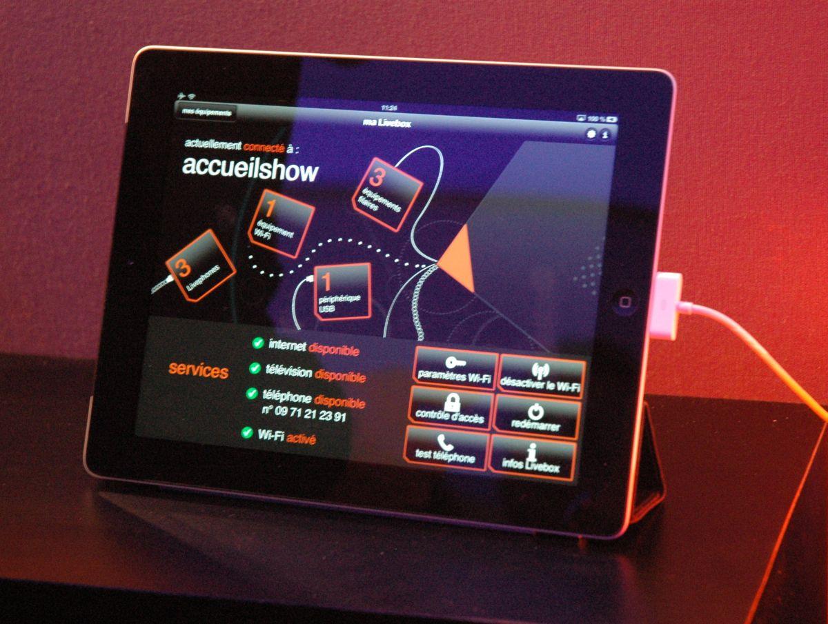 la livebox play d 39 orange en images silicon. Black Bedroom Furniture Sets. Home Design Ideas