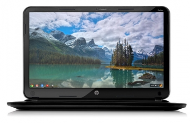 Le Chromebook HP Pavilion