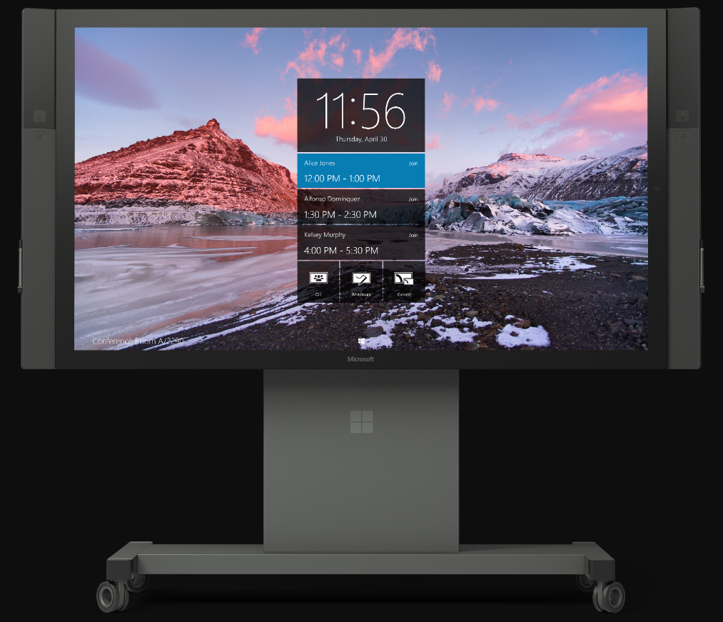 Surface Hub : la deuxième génération attendra