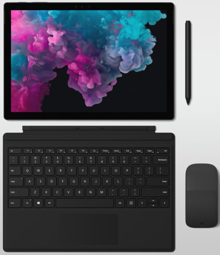 Surface Pro 6 : l'impasse sur la 4G