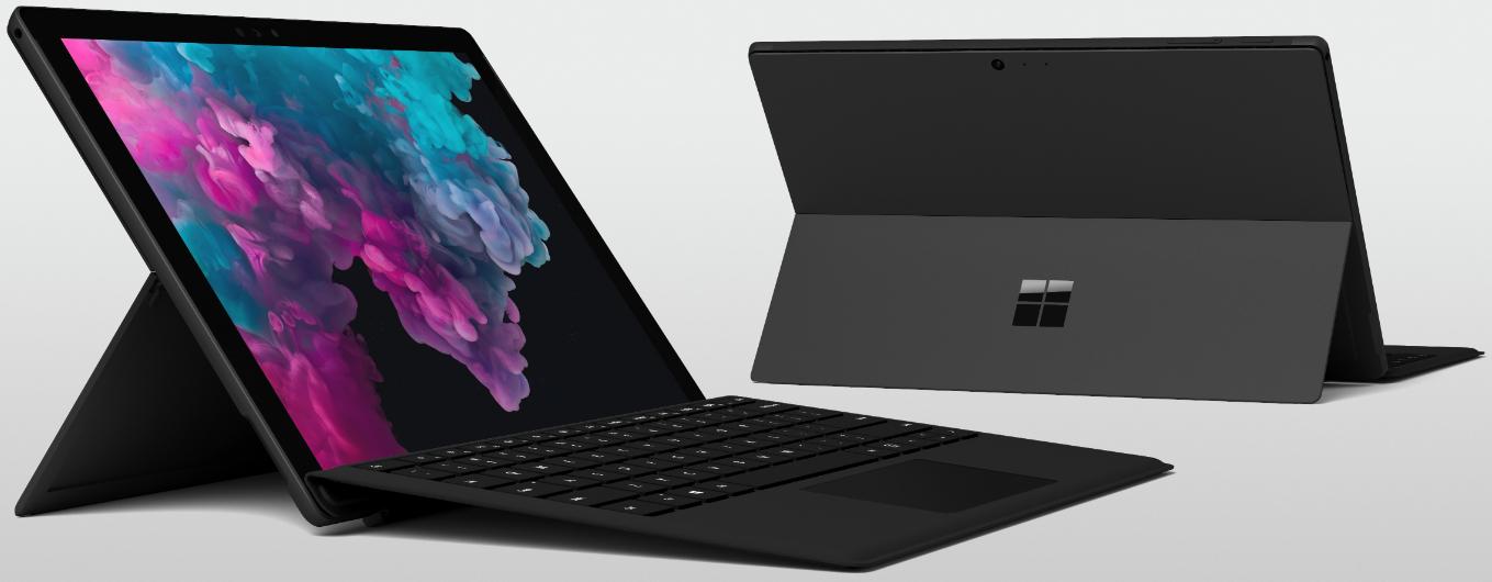 La gamme Surface prend des couleurs
